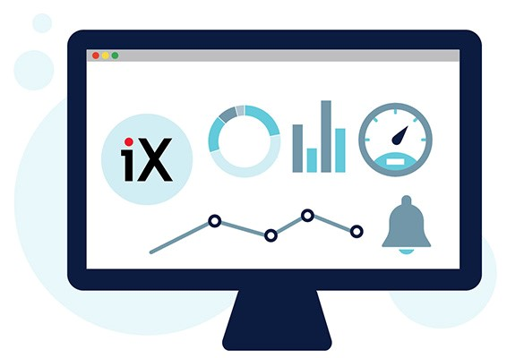 iX software - Functionality for advanced users