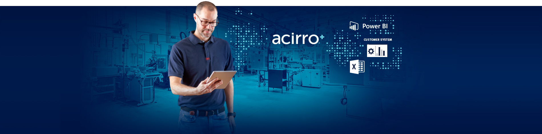 Get insights from the cloud with acirro