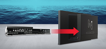 Upgrade your marine monitor to a full scale PC solution