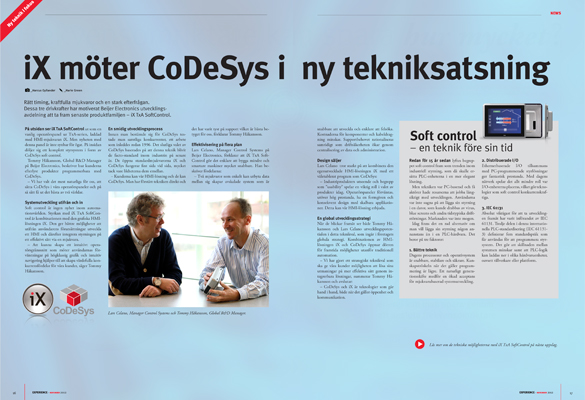 iX meets CODESYS